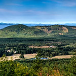 The Joyce Valley and Striped Peak, Washington